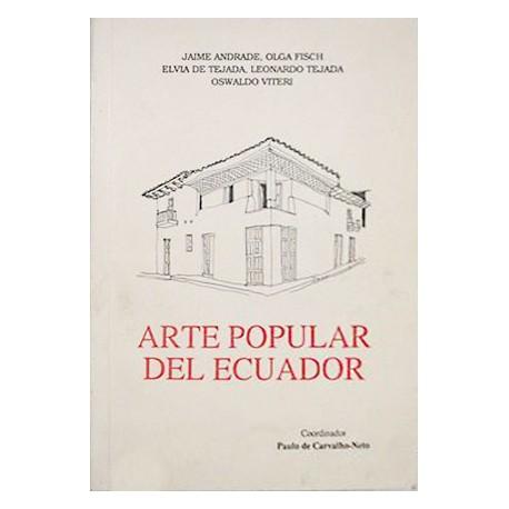 Arte popular del Ecuador
