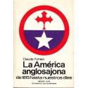 La América anglosajona de 1815 hasta nuestros días