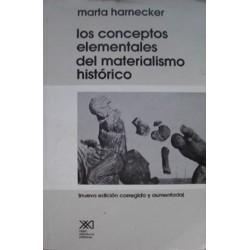 Los conceptos elementales del materialismo histórico