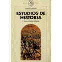Estudios de historia (2 vols.)