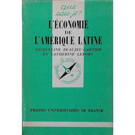 L'économie de l'Amérique Latine