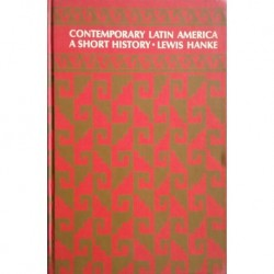 Contemporary Latin America: A Short History