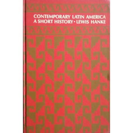 Contemporary Latin America: A Short History