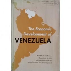 The economic development of Venezuela