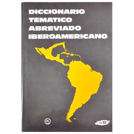 Diccionario temático abreviado iberoamericano