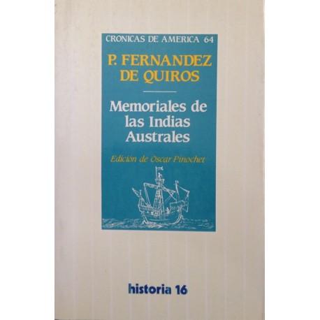 Memoriales de las Indias Australes