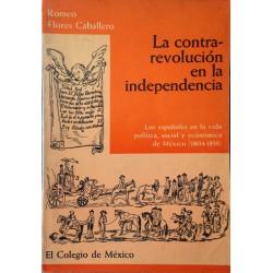 La contrarrevolución en la Independencia
