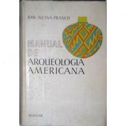 Manual de arqueología americana