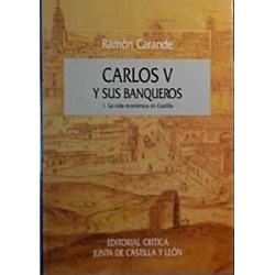 Carlos V y sus banqueros, 3 vol.