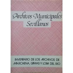 Archivos municipales sevillanos