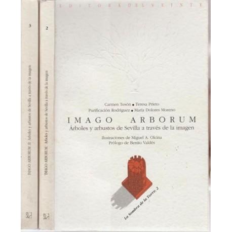 Imago Arborum. Árboles y arbustos de Sevilla a través de la imagen. 2 tomos