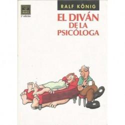 El diván de la psicóloga
