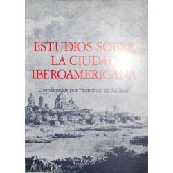 Estudios sobre la ciudad iberoamericana