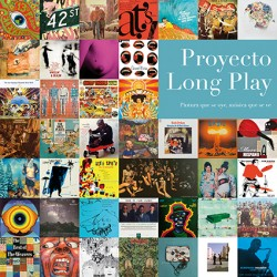 Proyecto Long Play: pintura que se oye, música que se ve