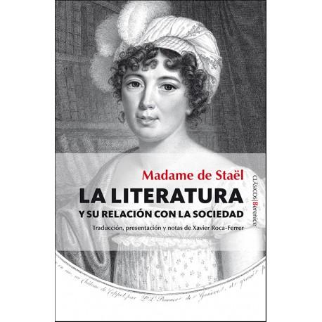 La literatura y su relación con la sociedad