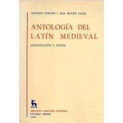 Antología del latín medieval: introducción y textos