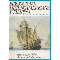 Bibliografía hispanoamericana y filipina