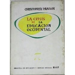 La crisis de la educación occidental