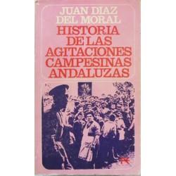 Historia de las agitaciones campesinas andaluzas