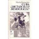 Cuba, ¿dictadura o democracia?