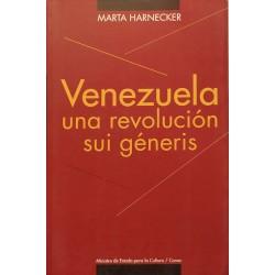 Venezuela. Una revolución sui géneris