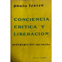 Conciencia crítica y liberación