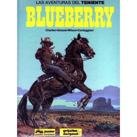 Las aventuras del teniente Blueberry