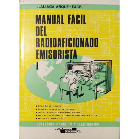 Manual fácil del radioaficionado emisorista