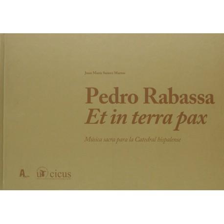 Pedro Rabassa: Et in terra pax