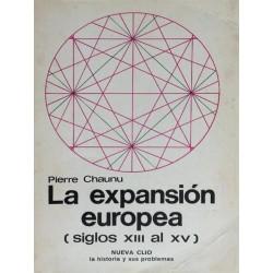 La expansión europea (Siglos XIII al XV)