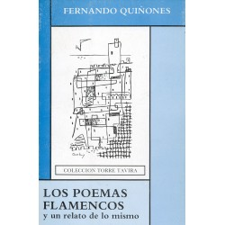 Los poemas flamencos y un relato de lo mismo
