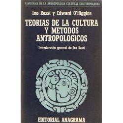 Teorías de la Cultura y Métodos Antropológicos