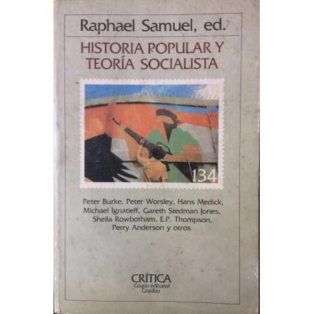 Historia popular y teoria socialista