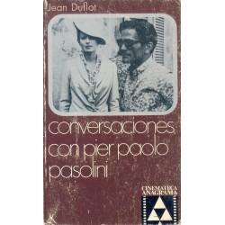 Conversaciones con Pier Paolo Pasolini