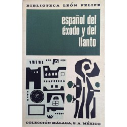 Español del éxodo y del llanto