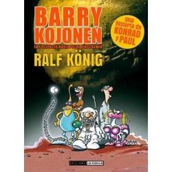 Barry Kojonen. El el espacio nadie puede oírte gemir