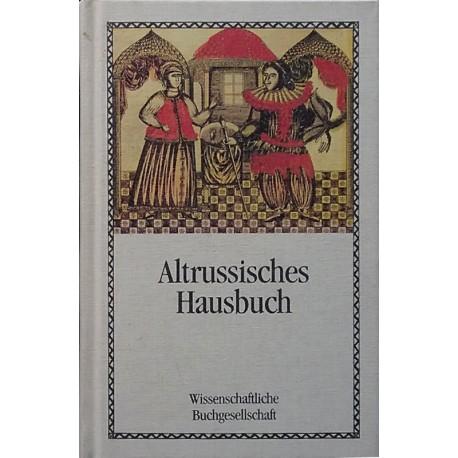Altrussisches Hausbuch. Domostroi