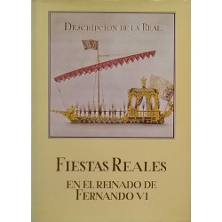 Fiestas reales en el reinado de Fernando VI