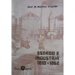 Estado e industria, 1810-1862