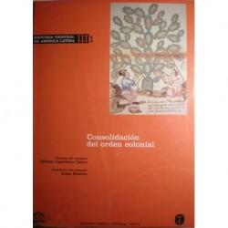 Consolidación del orden colonial, 2 t.