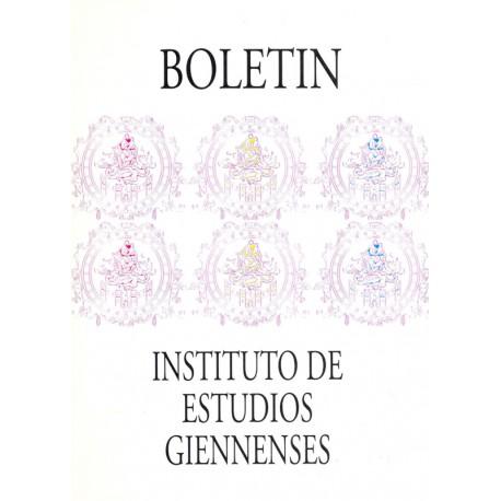 Boletín del Instituto de Estudios Giennenses
