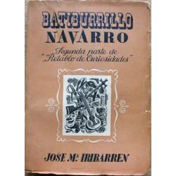 Batiburrillo Navarro. Segunda parte de Retablo de curiosidades