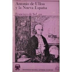 Antonio de Ulloa y la Nueva España