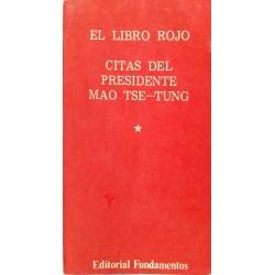 Libro rojo: citas del presidente Mao Tse-Tung