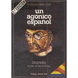 Un agónico español