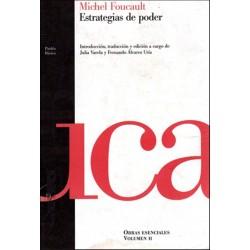 Estrategias de poder (Obras Esenciales, volumen II)