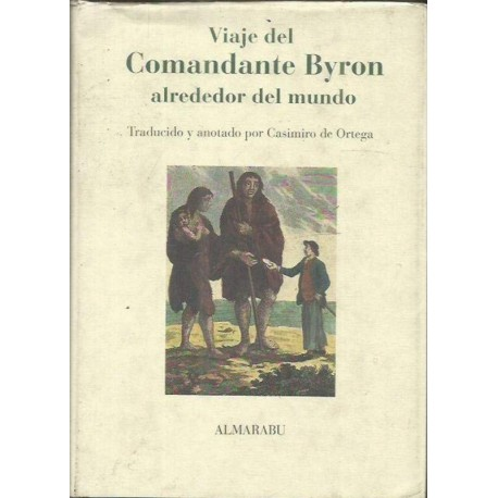 Viage del comandante Byron al rededor del mundo