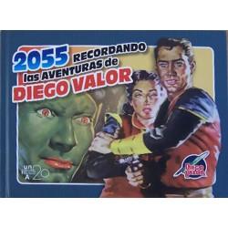 2055 Recordando las aventuras de Diego Valor