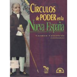 Círculos de poder en la Nueva España