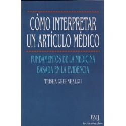 Cómo interpretar un artículo médico